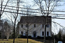 Foster Homestead, 96 Central St. Andover MA c 1720