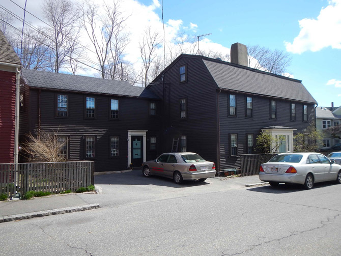 Stacey – Nash House, 18-20 Pine St, Gloucester MA, 1730