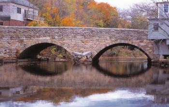 Choate Bridge photo by Andrew Borsari