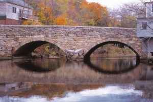 Choate Bridge by Andrew Borsari