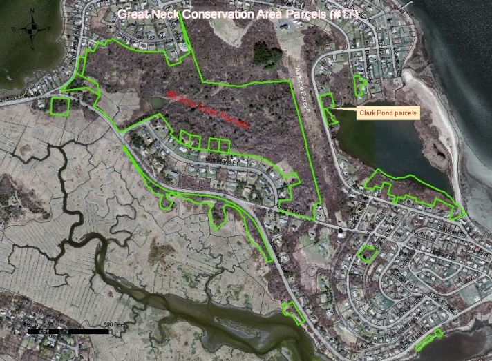 Great Neck Conservation area