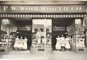 Woolworth on Market St. in Ipswich