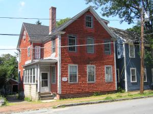 Thomas Morley house, 48 North Main St., Ipswich MA