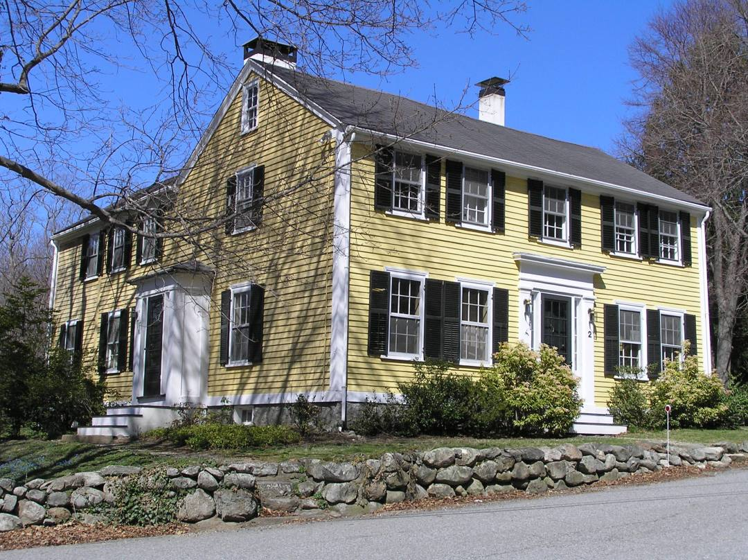 Captain Treadwell house, 2 Old England Road, Ipswich MA