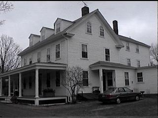 Joseph and Judah Goodhue house, Ipswich MA