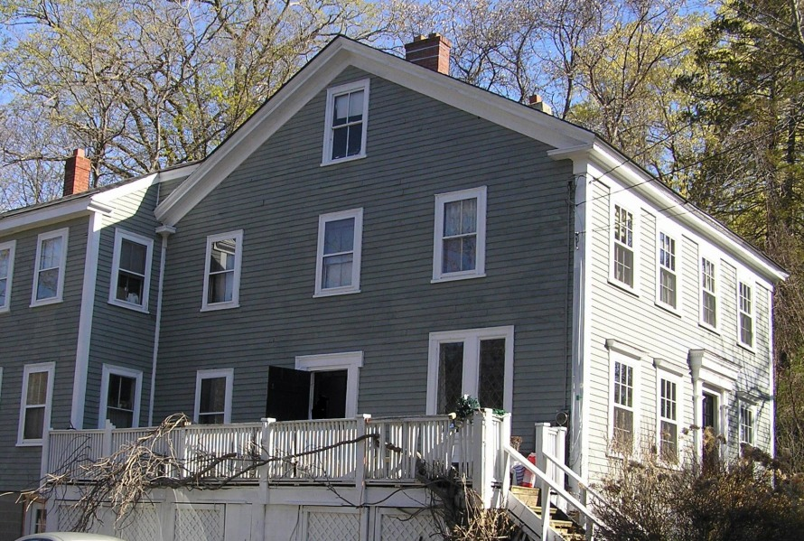 79 County Road, the Jacob Manning-Kinsman house (1820)