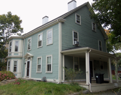 Rev. Moses Welch house, 84 County Road in Ipswich MA