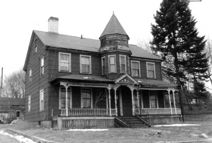 Jacob Brown house, Ipswich MA from MACRIS