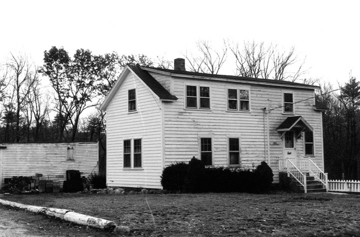 The Daniel Conant house, Linebrook Rd.