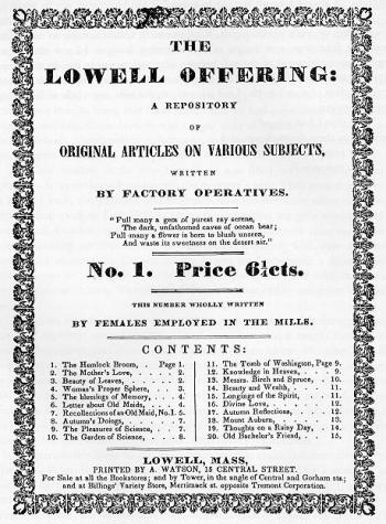 Lowell Offering
