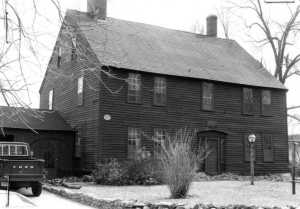 Deacon Thomas Stevens house