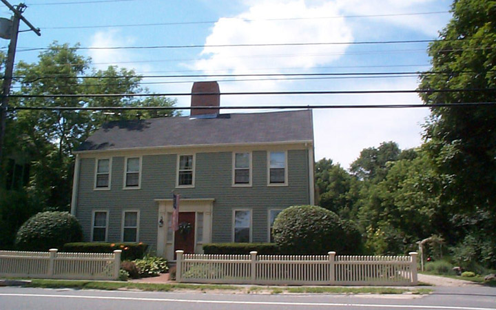 254 Main St., West Newbury Ma: 1720