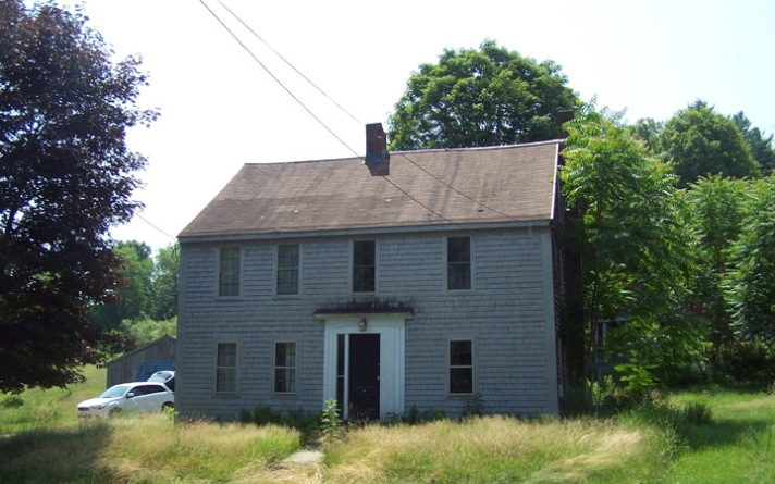 WNB.42, Jacques House, 87 Main St, c 1700,