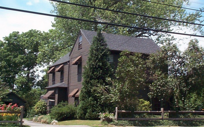 238 Main St., West Newbury MA: 1746