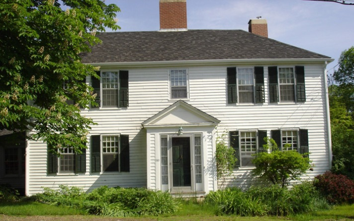 760 Main St., West newbury MA: 1742