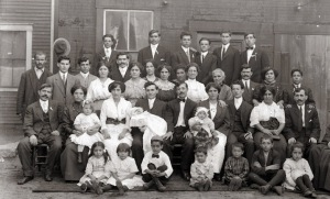 Ipswich mill worker immigrant families