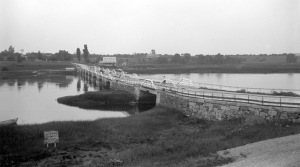 Merrimac Bridge Newburyport historic photo