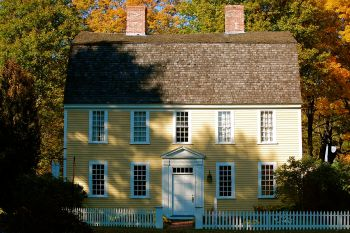 Holyoke-French house, Boxford Ma