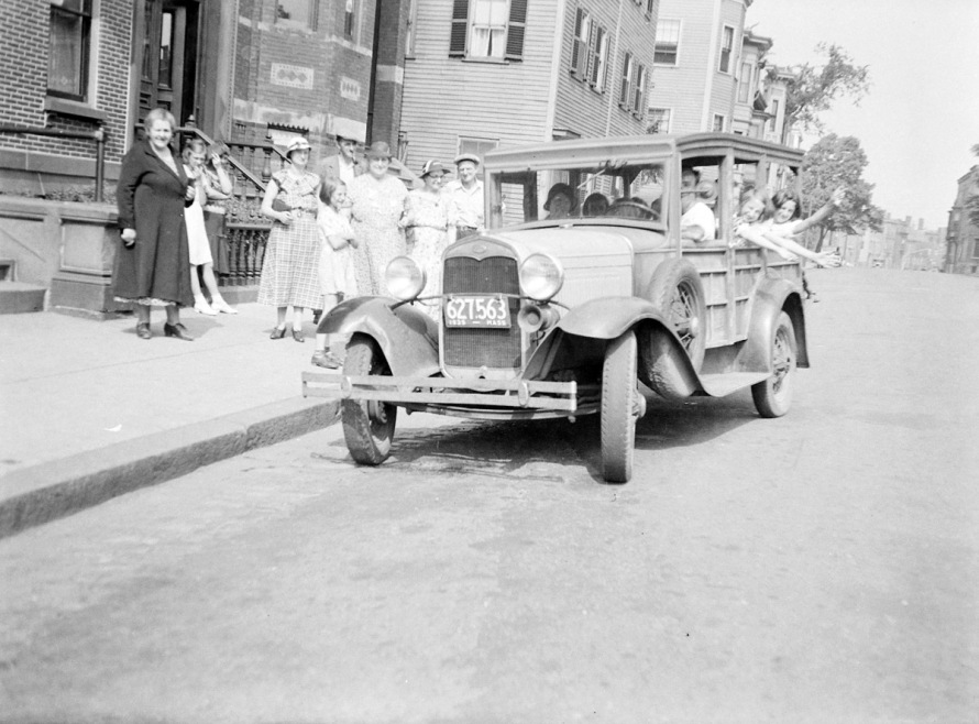 Boston car 1925
