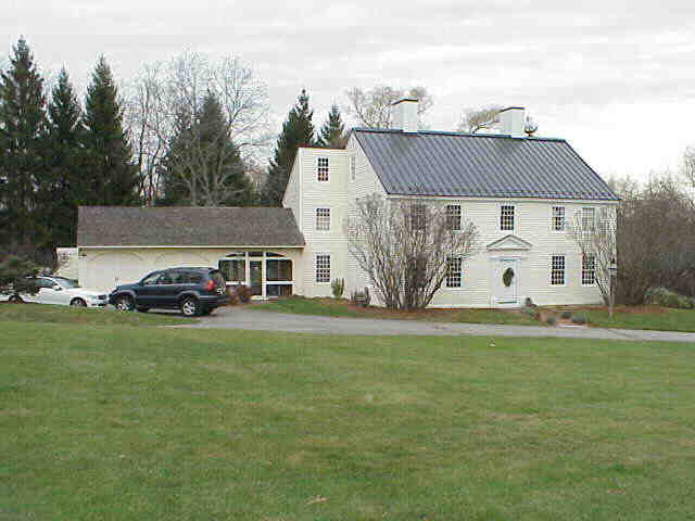 Thomas Chadwick - Governor Jonathan Andrew House 5 Essex St., West Boxford MA,
