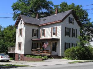 Isaac J. Potter house, 82 Central Street, Ipswich MA