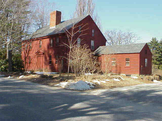 106 Valley Rd., Boxford MA, 1762