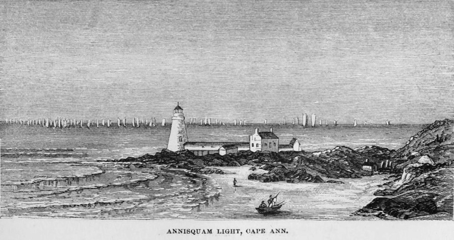 Annisquam light, Cape ann