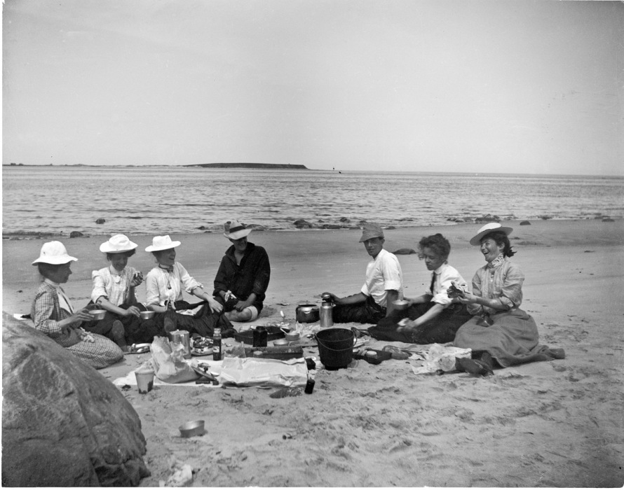 Picnic at Crane Beach Ipswich