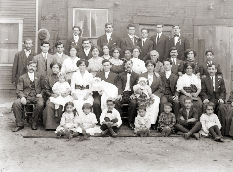 Ipswich Mills immigrant families