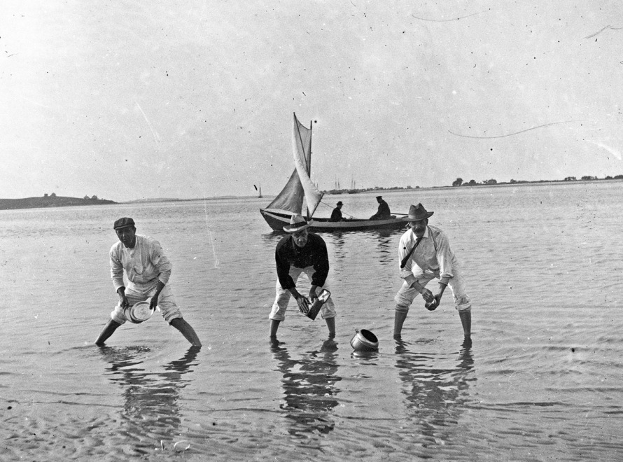 Crane Beach historic photo
