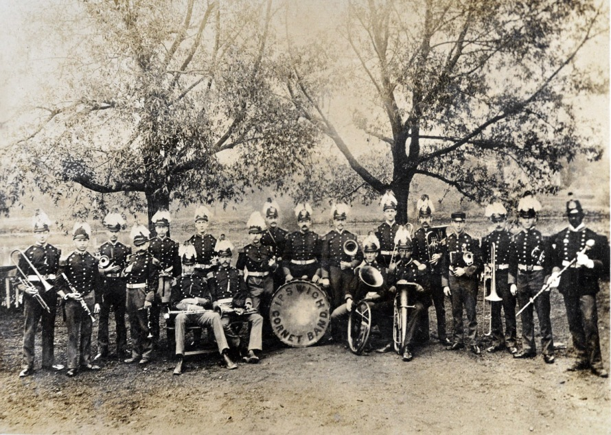 Ipswich Cornet Band, Ipswich ma historic photos