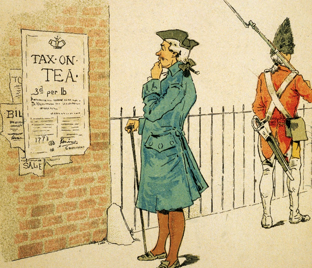 Townshent acts tea tax