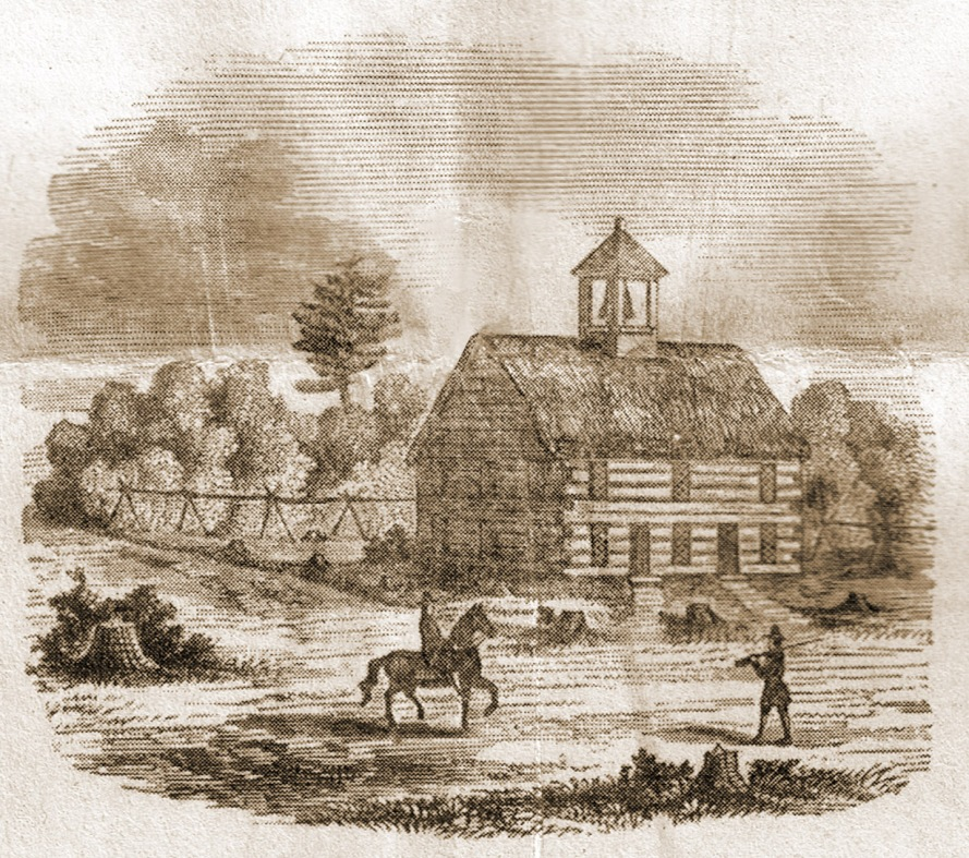 Chebacco meeting house