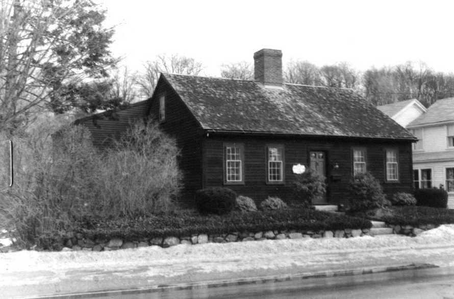 John Jewett Cole house, High Street ,Ipswich MA