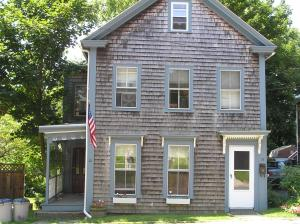 G. Russell house, 21 East St., Ipswich MA