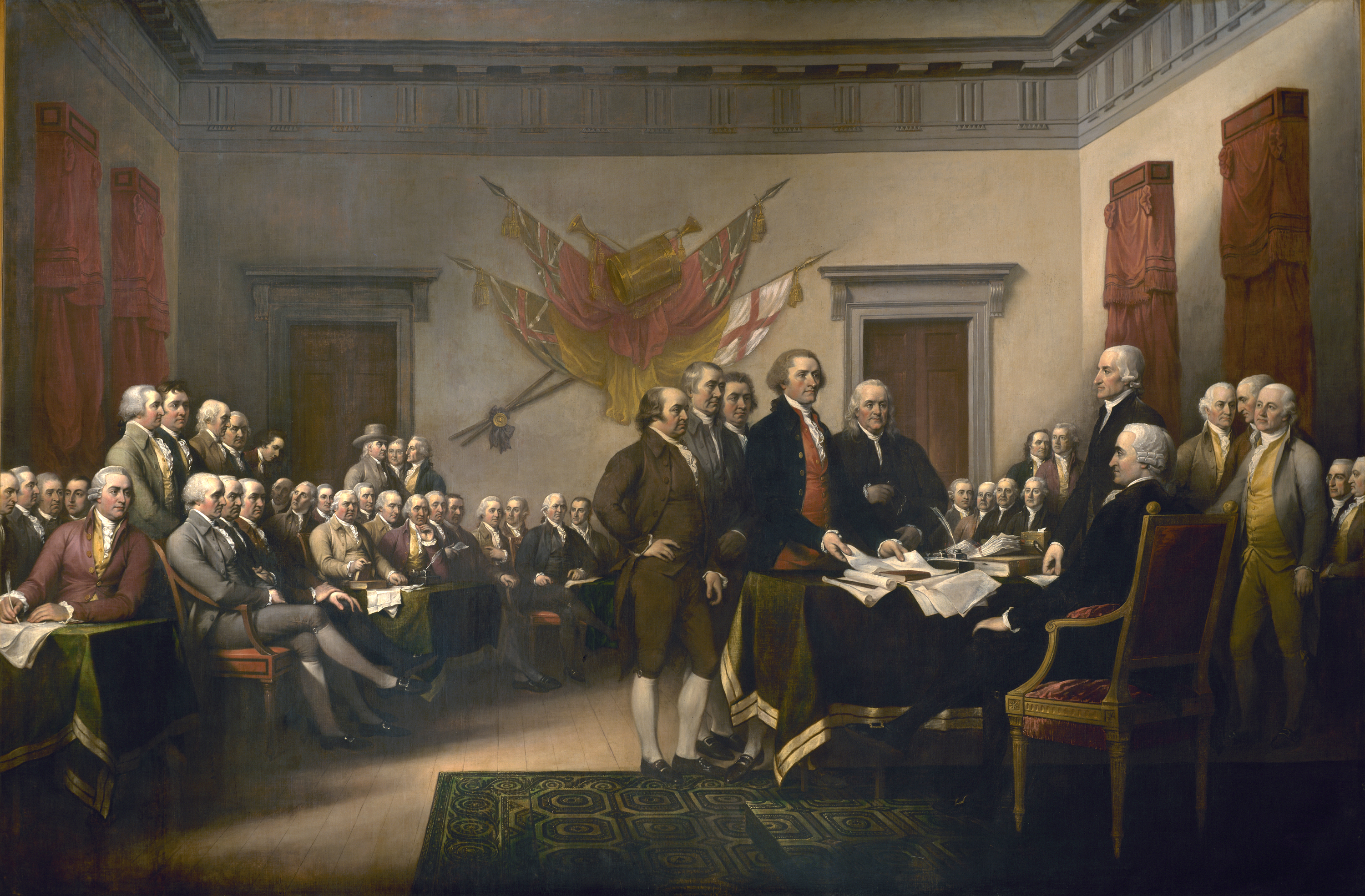 In Congress, July 4, 1776
