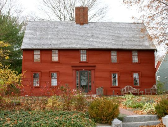 The Preston-Foster house, Ipswich MA