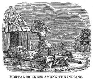 The Great Dying--Native Americans in the early 17th Century