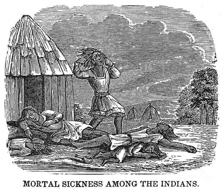 A Mortal Sickness Among the Indians
