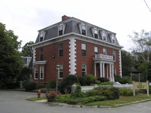 Brown's Manor, 117 High Street, Ipswich MA
