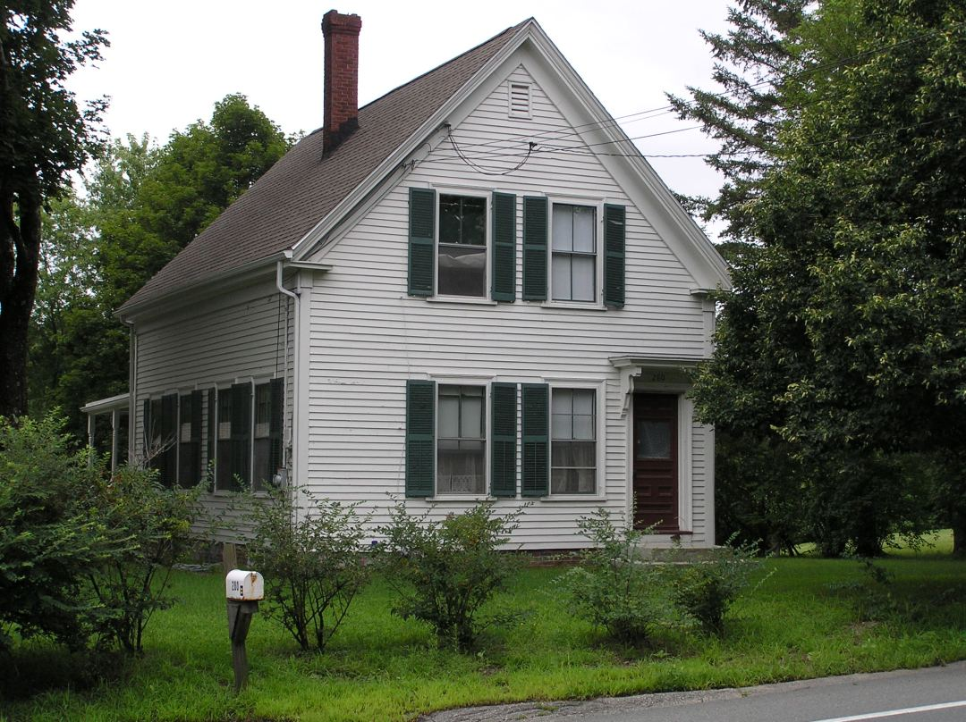 280 High Street, Ipswich MA, the Charles Guilford house