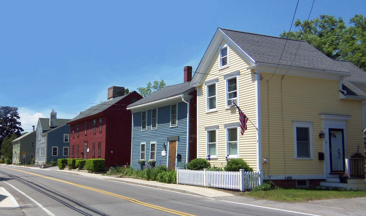 Painting Your Historic House, A Guide To Colors And Color Schemes