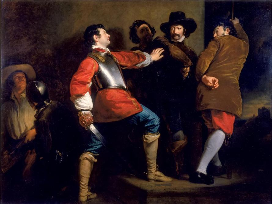 Arrest of Guy Fawkes