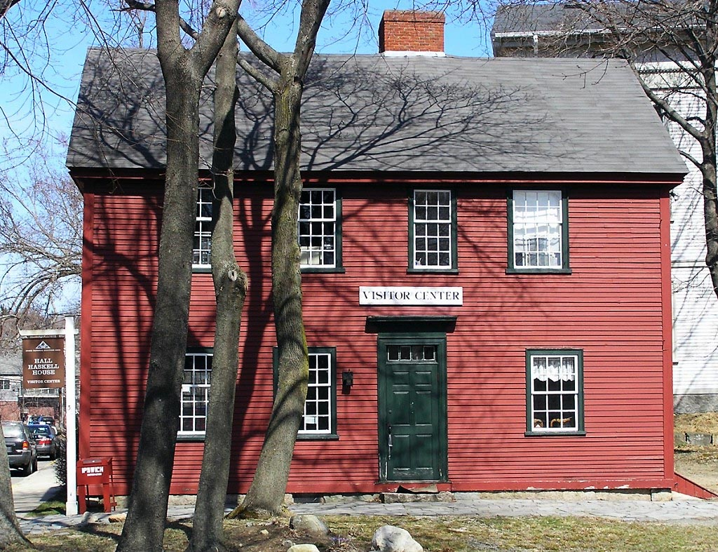 Hall-Haskell House, Ipswich Visitor Center