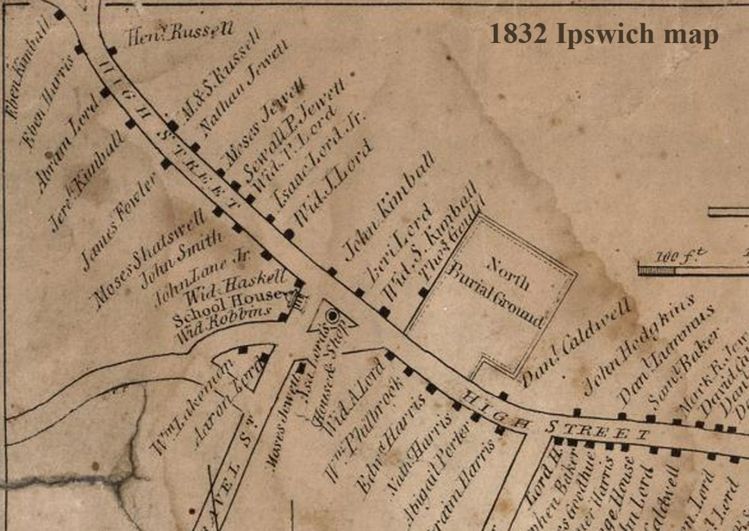1832-ipswich-map-lord-square-high-st