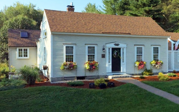 347 Linebrook Rd., the Foster-Conant house