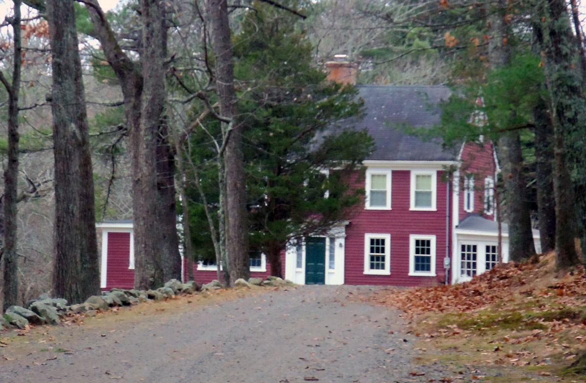 392 Linebrook Rd., the emerson Howe house, 1750