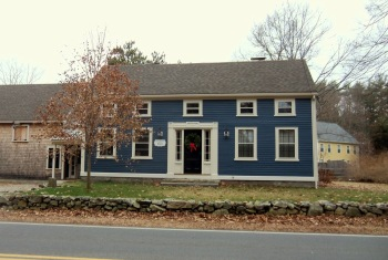 419 Linebrook Road, Ipswich MA, the Eliza Perley house