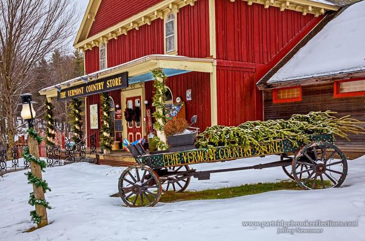 The Vermont Country Store in Rockingham, Vermont on Route 103