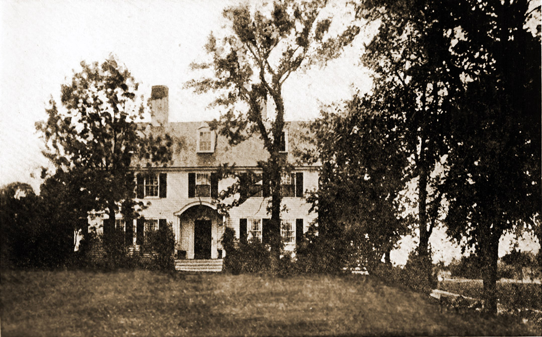 178 Argilla Road, circa 1900